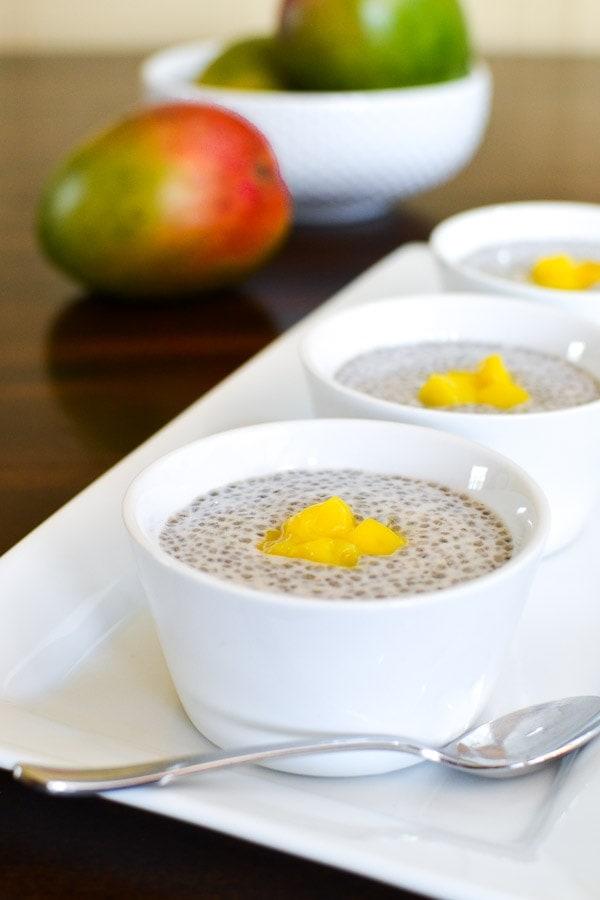 Cardamom Chia Seed Pudding