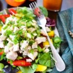 Sweet & Sour Chicken Salad