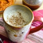 Pumpkin Spice Simple Syrup + A Boozy (or not!) Pumpkin Spice Latte