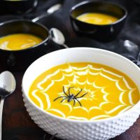 21 Day Fix Coconut Curry Butternut Squash Soup {Instant Pot | Stove Top}