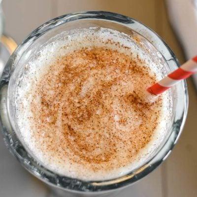 Chai-Cider Protein Shake
