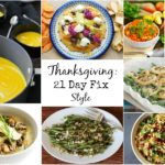 Thanksgiving: 21 Day Fix Style