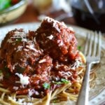 {21 Day Fix} All Day Tomato Sauce with Braciole