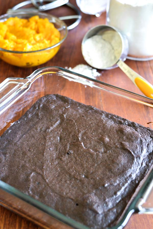 21 Day Fix Secret Ingredient Brownies {No Beans!}