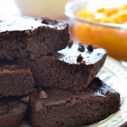 21 Day Fix Secret Ingredient Brownies {No Beans!}