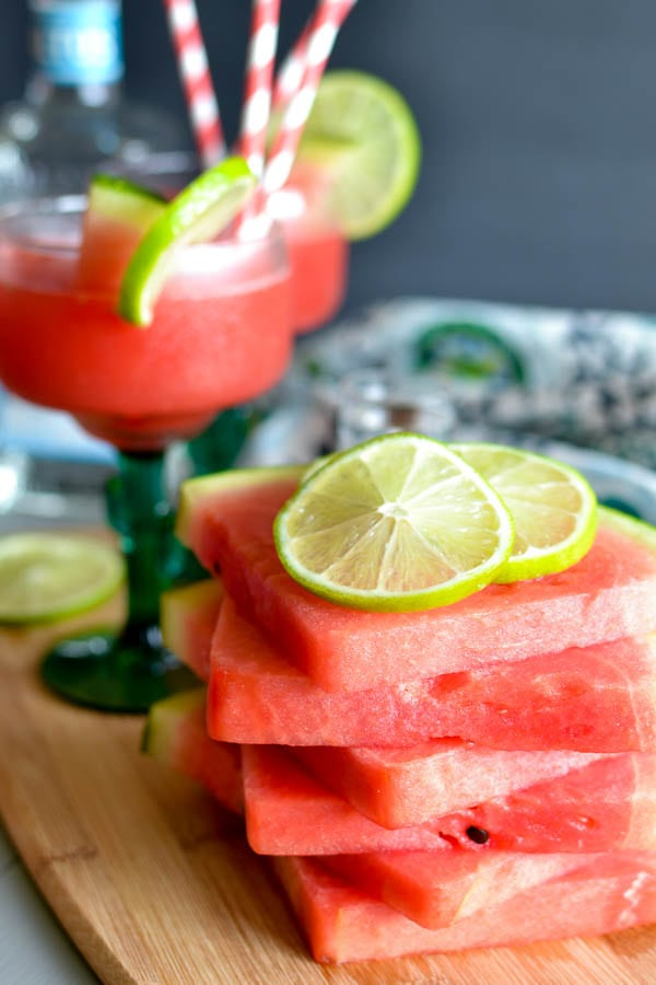 21 Day Fix Watermelon Margarita