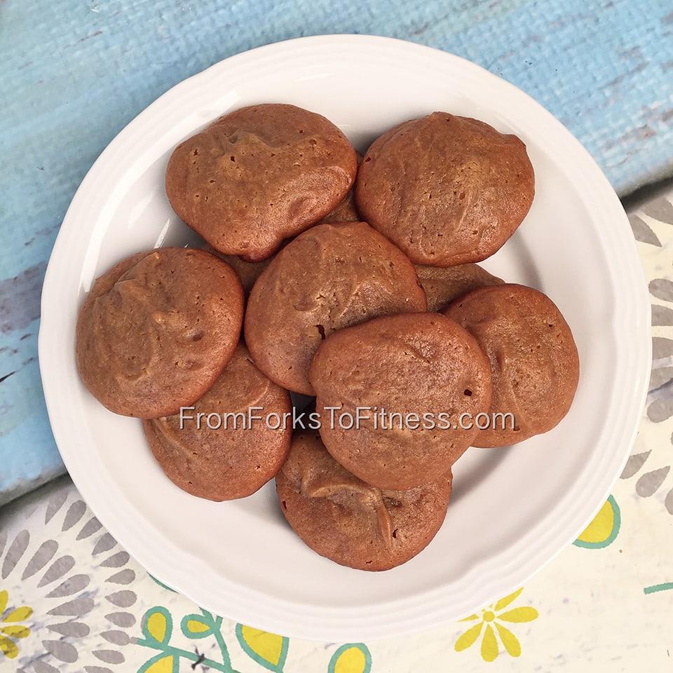 21 Day Fix Peanut Butter Cookies