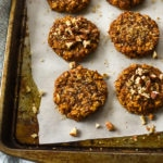 21 Day Fix Pumpkin Oat Cookies