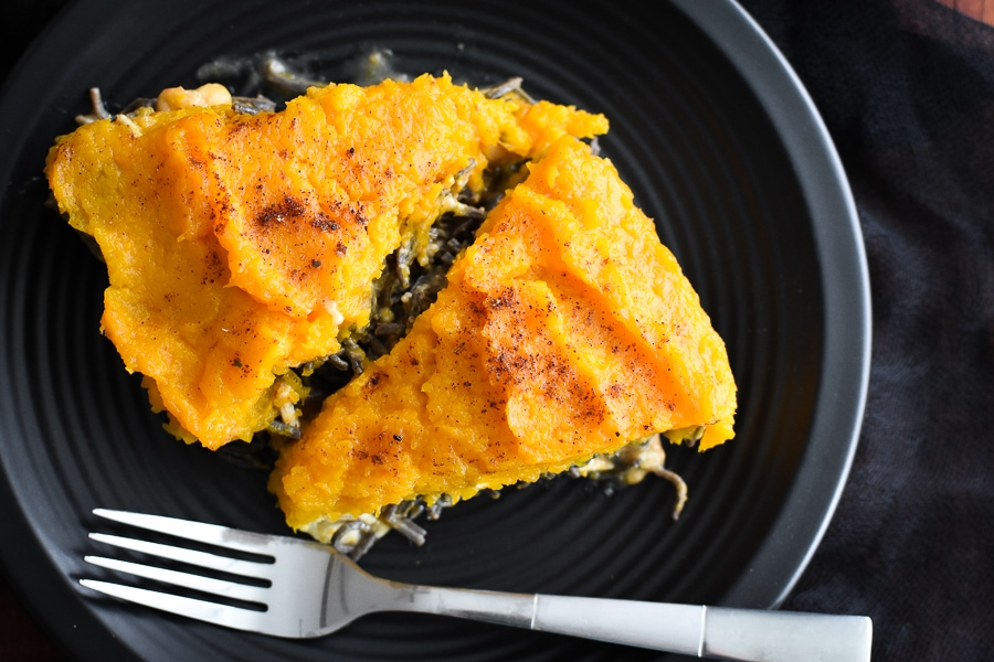 21 day fix southwestern pasta pie halloween