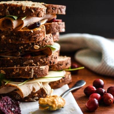 Fully Loaded Autumn Sandwich