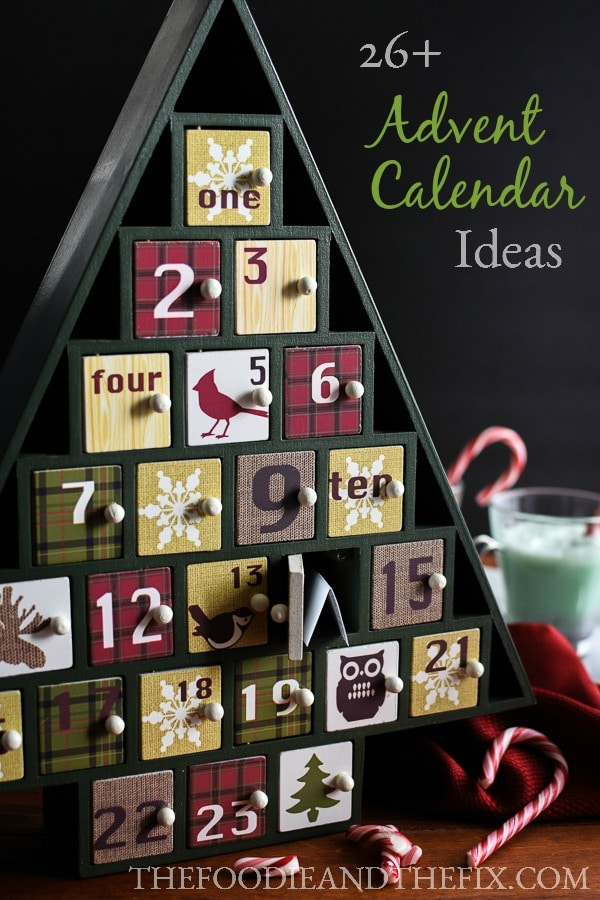 26 Advent Calendar Ideas Plus Holiday Mint Steamers Recipe