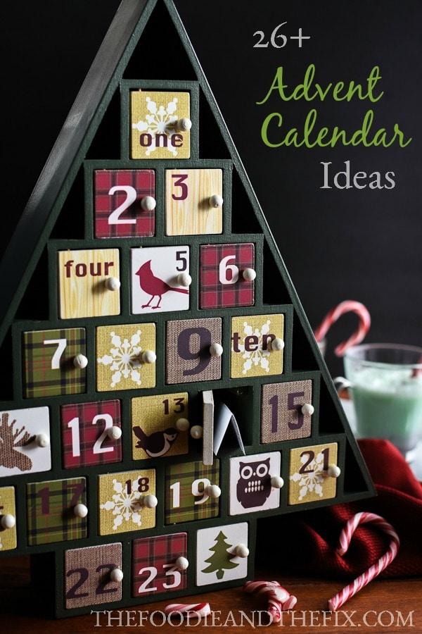 26 Advent Calendar Ideas Plus Holiday Mint Steamers Recipe