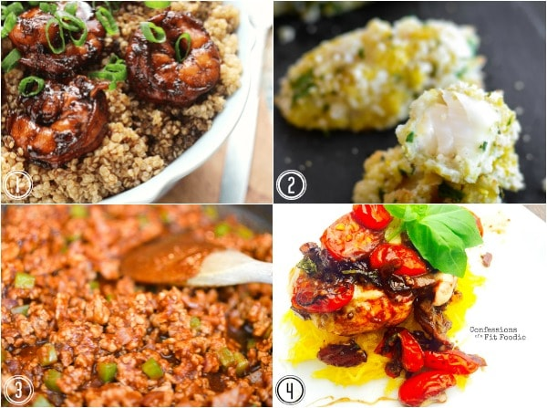 21 Day Fix Quick Dinners {30 Minutes or Less!}