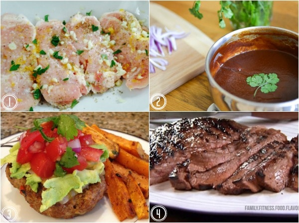 21 Day Fix Picnic, Potluck & Barbecue Recipes - The BEST healthy summertime party recipes!