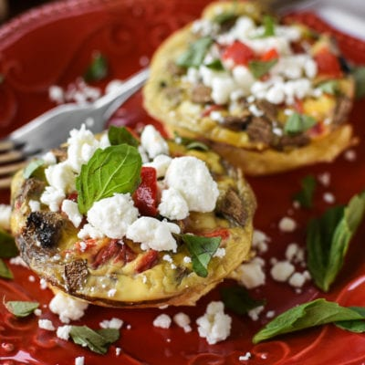 21 Day Fix Mediterranean Egg Cups