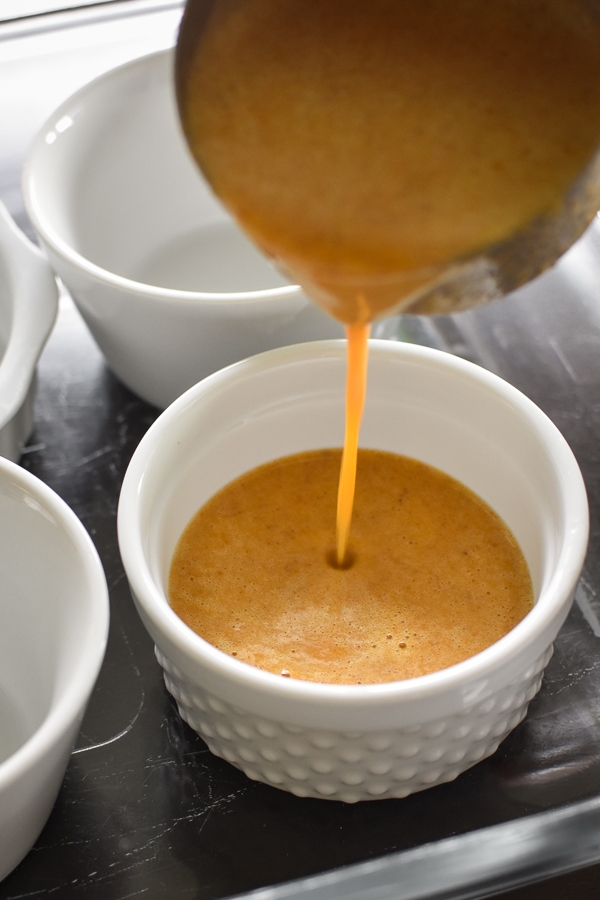 This 21 Day Fix Pumpkin-Coconut Crème Brûlée comes together with only a handful of ingredients and is a healthier, fall-flavored take on the indulgent original. Gluten Free   Dairy Free