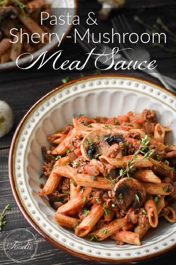 pasta with meat sauce graphic