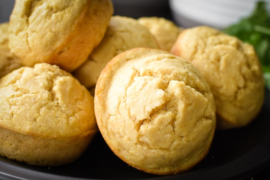 21 Day Fix Cornbread Muffins