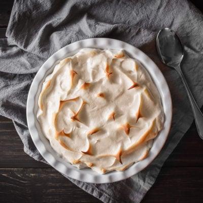 Butternut Squash Meringue Casserole {Instant Pot | Slow Cooker | Oven}