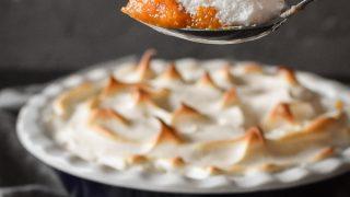 Butternut Squash Meringue Casserole {Instant Pot | Oven}