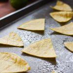 How to Make Easy, Healthy Baked Tortilla Chips (and 10 Delicious 21 Day Fix Dip Ideas to Dip 'em in!)