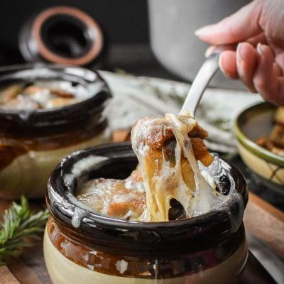 21 Day Fix French Onion Soup