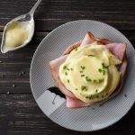 Instant Pot Eggs Benedict {21 Day Fix | 80 Day Obsession}