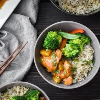 21 Day Fix Instant Pot Teriyaki Chicken