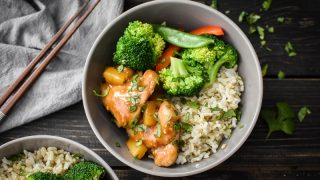 Instant Pot Teriyaki Chicken {21 Day Fix}