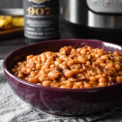 21 Day Fix Instant Pot Baked Beans