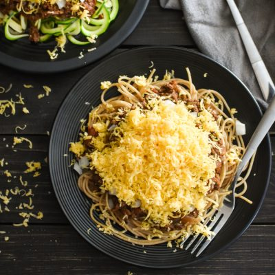 Healthy Cincinnati Chili {21 Day Fix | Weight Watchers}