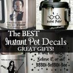The BEST Instant Pot Decals