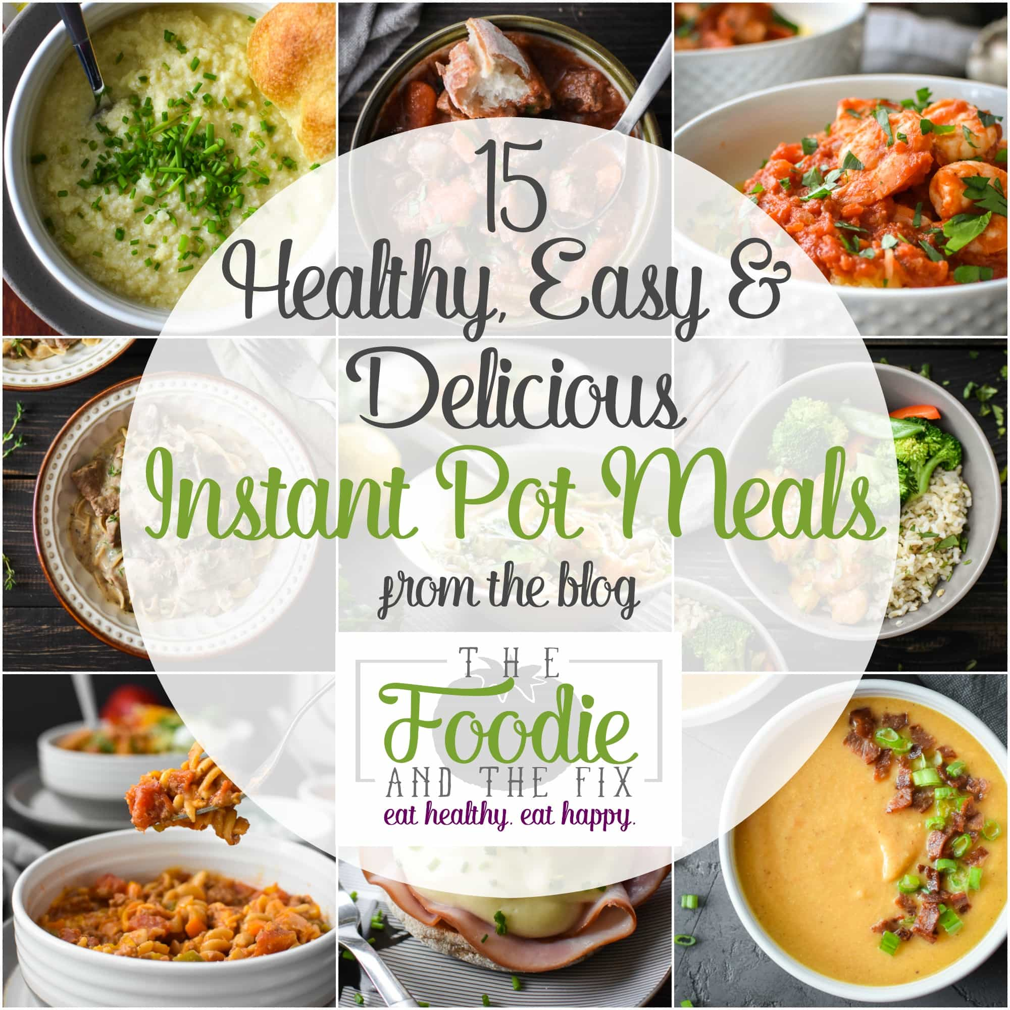 Shop my Instant Pot eBook!