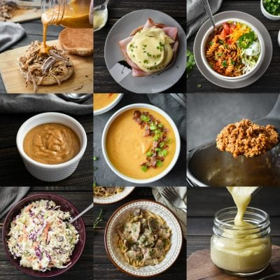 My Top Ten 21 Day Fix Recipes of 2018