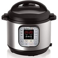Instant Pot DUO60 6 Qt 7-in-1 Multi-Use Pressure Cooker