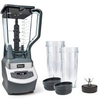 Ninja Professional Countertop Blender with 72oz Pitcher and (2) 16oz Cups