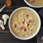 Instant Pot Crab and Corn Chowder