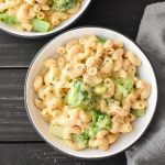 Instant Pot Broccoli Mac and Cheese {21 Day Fix | Weight Watchers}