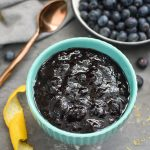 Low-Sugar Quick Blueberry Jam