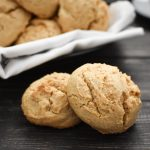 Easy Whole Wheat Drop Biscuits {21 Day Fix | Weight Watchers}