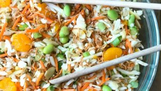 21 Day Fix Ramen Noodle Salad