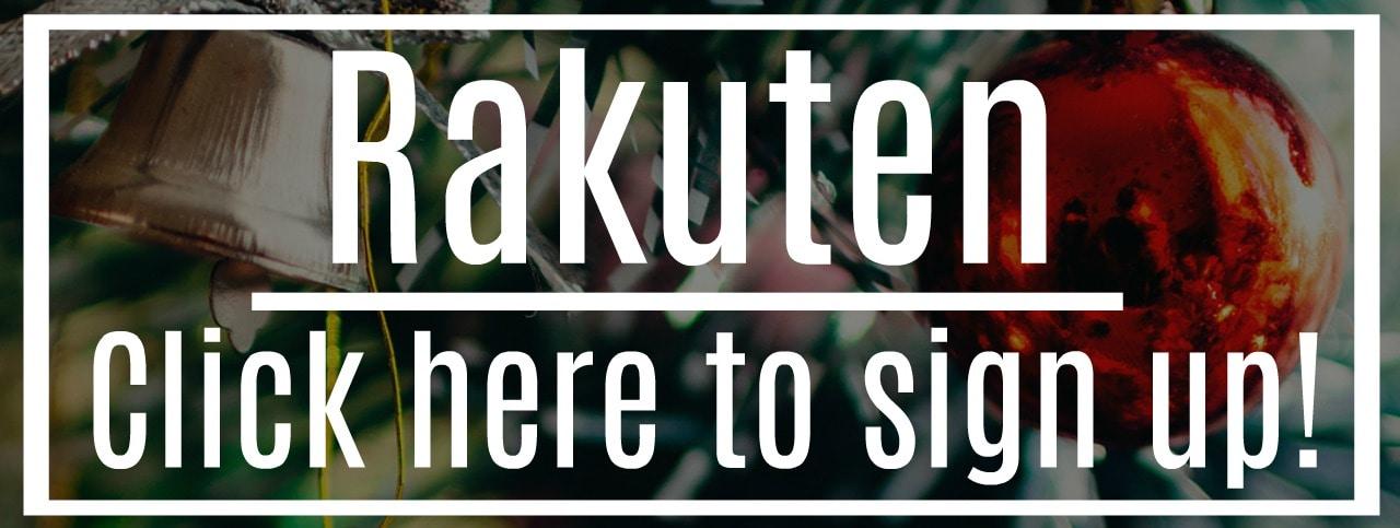 sign up for Rakuten