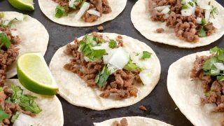 Healthy Carne Asada Recipe + Leftover Recipes!