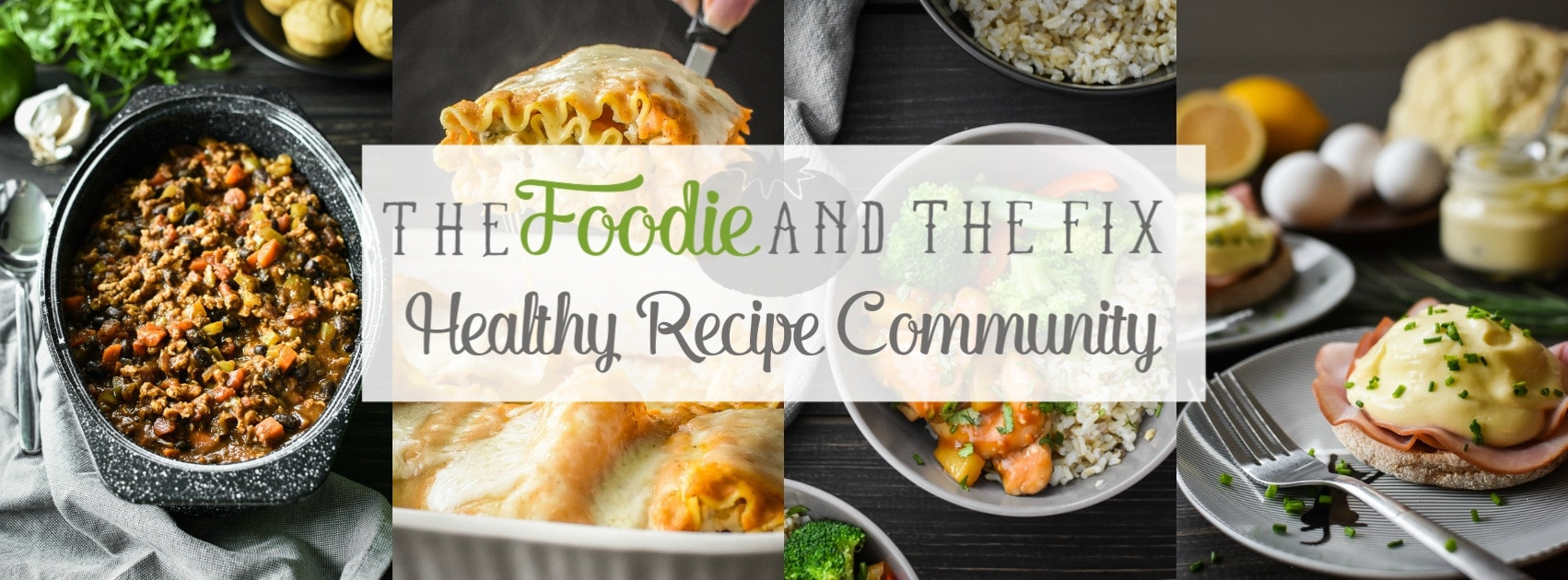 Join the brand-new healthy eating Facebook Group for Foodie and The Fix readers! Get healthy eating and healthy cooking tips, recipes and more!