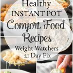 Healthy Instant Pot Comfort Food Recipes