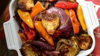 21 Day Fix Mediterranean Roasted Veggies