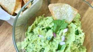 21 Day Fix Guacamole (Copy Cat Chipotle Recipe) - Confessions of a Fit Foodie