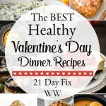 Healthy Valentine's Day Dinner Recipes