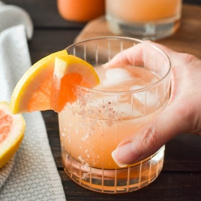 Honey Paloma Cocktail Recipe