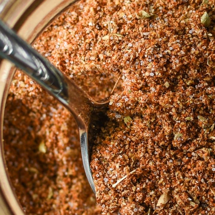 Southwest Seasoning Close up